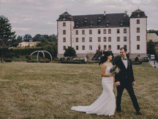 Märchen Hochzeit auf Schloss Walkershofen